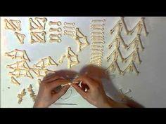 Time lapse construction of Animaris Ordis Parvus, Theo Jansen's mini strandbeest - YouTube