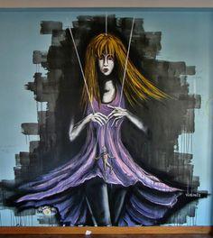 Artist : Violant (aka João Maurício) - Portugal