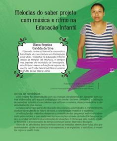 Livro da Secretaria Municipal de Educação de Teresópolis- Coordenação do Projeto- Neusinha Siqueira- Diagramação- João Victor Marx- Impressão- Gráfica Borzan