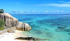 The Seychelles... pure paradise.