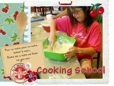 There Will Be A $5.00 Charge For Whining: Cooking School