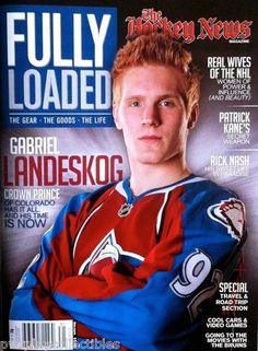 Hockey News Fully Loaded ft Colorado Avalanche's Gabriel Landeskog http://stores.ebay.ca/Pwrplays-eBook-Penny-Palace