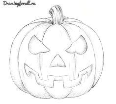 Halloween draw how to draw drawings halloween drawing ideas list Halloween Cartoons, Halloween Tags, Easy Halloween Drawings, Fall Drawings, Easy Cartoon Drawings, Halloween Pumpkins, Halloween Things To Draw, Halloween Snacks, Halloween 2019