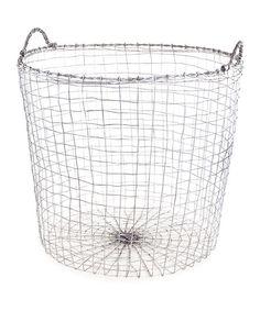 DIY inspiration-Large Panier Basket