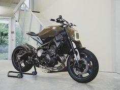 Dab Motors #Yamaha XSR900 Alter - 4Riders Και Μοτοσυκλέτα