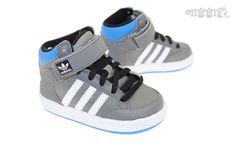 Adidas Baskets pour les mini sportifs des Cercles de la Forme #sport #kids