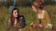 Jinny and Demelza
