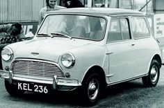 The timeless classic mini!