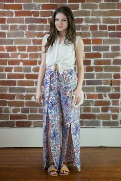 Share to Win $200 in Red Clover Products! St. Augustine Pants
