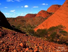 Images by Christine Walsh: Australian Scenery