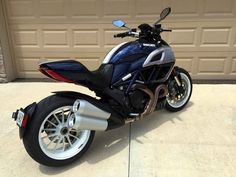 Used 2013 Ducati DIAVEL Motorcycles For Sale in Florida,FL. 2013 Ducati Diavel. Absolutely flawless. Low miles (2,400 miles). Showroom condition!