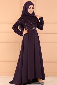 Hijab dresses evening gown dress evening fashion dresses and fashion most suitable in the price of the stylish designs at the new address I Selvi. Muslim Prom Dress, Muslim Evening Dresses, Hijab Evening Dress, Hijab Dress Party, Evening Gowns, Stylish Gown, Stylish Dresses, Fashion Dresses, Wedding Day Dresses