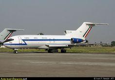 mexican air force | Mexico Air Force Boeing 727 3504 Santa Lucia - Mexican Air Force Base ...