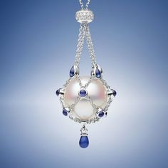 Paspaley designs feature our unrivalled Paspaley pearls with ocean-inspired design and rare gemstones. High Jewelry, Luxury Jewelry, Pearl Jewelry, Stone Jewelry, Jewelry Necklaces, Jewellery, Aquamarine Jewelry, Pearl Pendant, Wedding Jewelry