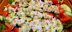Healthy Tuna Salad Recipe – High Protein, Low Fat And Tasty!