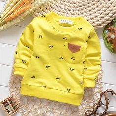 cartoon simple hoodies