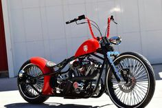 Ideas For Custom Bike Chopper Bobber Motorcycle Harley Bobber, Harley Bikes, Chopper Motorcycle, Bobber Chopper, Girl Motorcycle, Motorcycle Quotes, Motorcycle Design, Motorcycle Outfit, Harley Davidson Custom Bike
