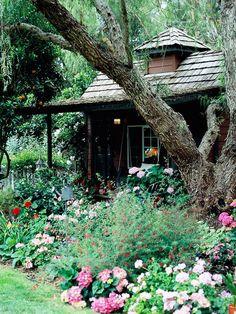 cottage garden style