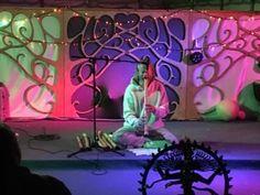 ADRIAN Freedman at Spirit Fest 2016. See him this year too, 31Aug-3Sept, Glocs. #spiritfestuk