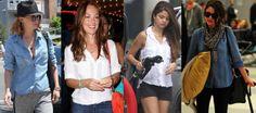 January Jones, Minka Kelly and Selena Gomez all love Bella Dahl blouses