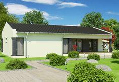 Proiect Casa Economica BC-107-120m2 Modernism, House Plans, Floor Plans, Elegant, Outdoor Decor, Design, Home Decor, House Ideas, Engineering