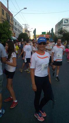 Meia Maratona em Movimento.