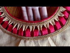 Blouse Back Neck Designs, Chudithar Neck Designs, Patch Work Blouse Designs, Simple Blouse Designs, Neckline Designs, Stylish Blouse Design, Latest Design Of Blouse, Dress Designs, Blouse Designs Catalogue