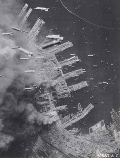 Bombing of Kobe in World War II