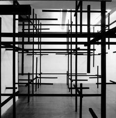 amazing installations by italian born artist esther stocker