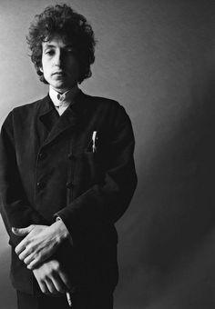 Bob Dylan by Jerry Schatzberg, 1965
