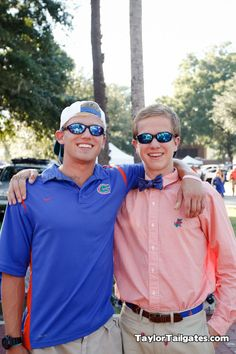 What to wear while tailgating at Florida