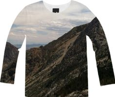 Tioga Pass Long Sleeve Tee from Print All Over Me