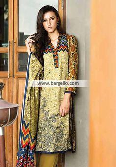 Winter Printed Dresses Winter Collection Karandi Sateen Linen Khaddar Printed…