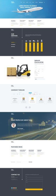 Global Logistics - Transportation HTML Template #site #corporate #expedition • Download ➝ https://themeforest.net/item/global-logistics-transportation-html-template/13100239?ref=pxcr