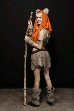 ewok costume women