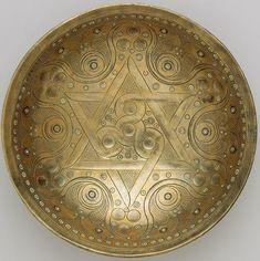 Bowl, 12th–13th century; GhaznavidAfghanistan