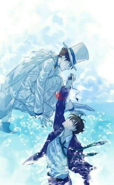 Detective Conan Ran, Detective Conan Shinichi, Detective Theme, Manga Boy, Manga Anime, Anime Art, Detektif Conan, Kaito Kuroba, Detective Conan Wallpapers