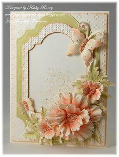 Joyfully Made Designs butterfly medley blazing poppy petals delightful daisy stamps and dies