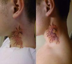 nap tetoválás javítás
