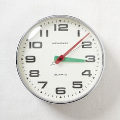 newgate wall clock / west elm