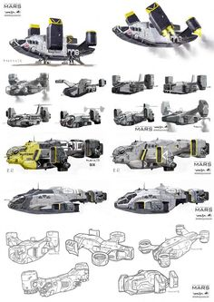 Drone design ideas the last days on mars lander concept christian pearce character design the joker by riasal on deviantart Spaceship Art, Spaceship Design, Cyberpunk, Science Fiction, Concept Ships, Concept Art, Starship Concept, Game Design, Space Engineers