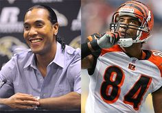 T.J. Houshmandzadeh (African-American/Iranian (Persian)) [American] Known as: Professional Football Player (2007 Pro Bowl Selection; Played wide receiver for the Cincinnati Bengals, Seattle Seahawks,...