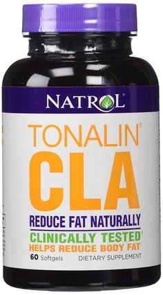 Natrol Tonalin CLA 1200mg Softgels, 60-Count ** Additional details at the pin image, click it  : Weight Loss Herbal Supplements