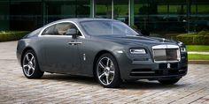 Rolls-Royce Bespoke Spa-Francorchamps Wraith