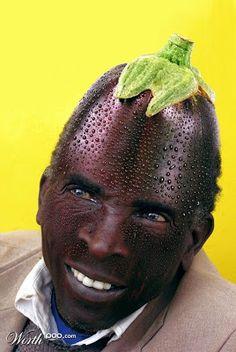 Photoshopped portrait vu sur www.coolpicturegallery.us