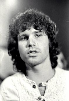The Doors 1968 Jim Morrison in London, United Kingdom.