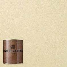 a38a3c61196 Ralph Lauren 1-qt. Ghost Ranch Suede Specialty Finish Interior  Paint-SU129-04 - The Home Depot
