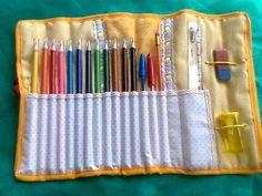 Estojos de Lápis de Tecidos