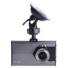 3' Full HD 1080P Car DVR Dash Camera G-sensor Vehicle Video Cam Recorder -- Podrobneye otzyvy o produkte, posetiv ssylku na izobrazheniye.