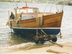 ML Salamis - Wooden 28 Motor Boats for Sale in EMPTY, Larne. Search and browse boat ads for sale on boatsandoutboards.co.uk